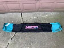 Vintage Salomon Club Ski Bag