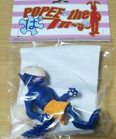 Popee the Performer Kedamono Beast figure with 3 types of face masks New #B01832