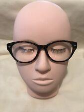 Betsey Johnson Reading Glasses Tortoise Cat Eye Style  Readers +2.00
