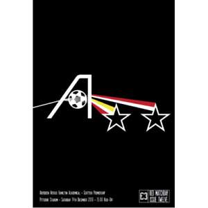 Aberdeen v Hamilton 2019/20 ~ SPFL Premiership Programme 14/12/2019