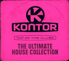 Kontor Top Of The Clubs - The Ultimate House Collection, 3 Audio-CDs