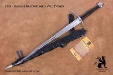 The Knight Bastard Medieval Sword
