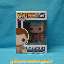 Back To The Future - Marty McFly Pop! Vinyl Figure #49
