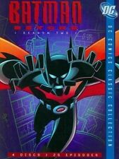 Batman Beyond Season 1 2 Discs (2006 DVD New)