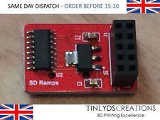 Rampas impresora 3D SD-Tarjeta Micro SD BOARD Para Ramps 1.3 y 1.4 - Reprap
