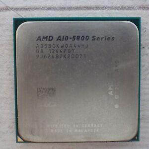 AMD A10-5800K FM2 APU 3.8GHz Quad-Core, Radeon HD 7660D AD580KWOA44HJ