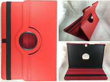 "FUNDA GIRATORIA 360º TABLET BQ AQUARIS M10 10.1"" - ROJO"