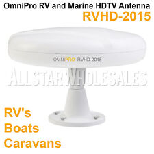 Lava RVHD-2015 OmniPro RV and Marine Over the Air HDTV Antenna UHF VHF
