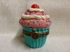 Boyds Bear Nana Betty's Cupcake W/ Sweetie McBibble Treasure Box 1E 4017969 NIB