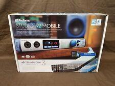 PreSonus Studio 192 Mobile Audio Recording Interface New! In Stock!
