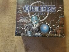 Ophidian 2350 Sealed Collectible Card Game 12 starter deck.