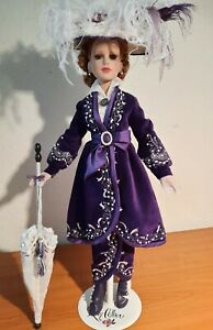 """TONNER  KITTY COLLIER PERIOD COSTUME 18 inch DOLL """" Lady Kitty """" FROM 2005 HTF"""