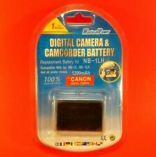 NEW  Maximal Power Digital Camera & Camcorder Battery Replace CANON NB-1LH NB-1L