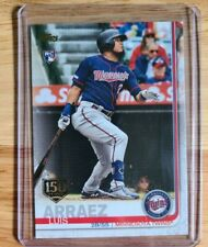 2019 Topps Update Luis Arraez RC #US247 150th Anniversary Gold Stamp Parallel SP