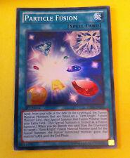 YuGiOh Card - PARTICLE FUSION - SUPER RARE - HA06-EN055 1st EDITION