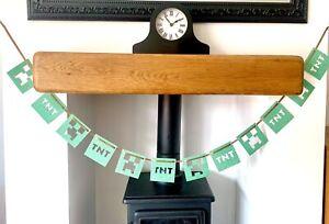 Gamer Green  Bunting.. Party , Birthday , Gaming , PS4, Birthday Banner