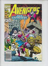 Marvel Comics Avengers Comic No 355 - Late October 1992