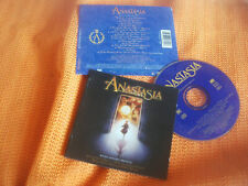 ANASTASIA, BSO, THALIA, CD ALBUM, OST, SPANISH VERSION