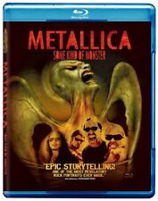 Metallica - Some Kind of Monster [New Blu-ray] With DVD