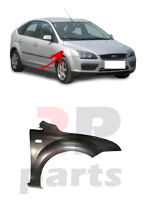 FOR FORD FOCUS MK2 2005-2008 NEW FRONT WING FENDER FOR PAINTING RIGHT O/S