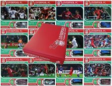 FERNANDO TORRES Liverpool FC Football Club Victory Card Stamp Album Collection