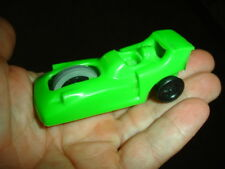 old green GYRO RACE CAR Super Bird captain CAP'N CRUNCH Cereal premium prize toy