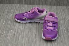 **Saucony Freedom Iso SL161040 Sneaker, Little Girl's Size 12M, Purple NEW