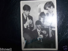 THE BEATLES NEMS ENTERPRISES A & B C GUM TRADING CARD FIRST SERIES CARD No.18