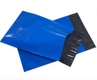 200 6x9 Poly Mailer Plastic Shipping Mailing Bag Envelopes Polybags Blue