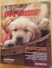 The Complete Book of Dog Breeding Vet Dan Rice Dvm 2009 English + Kuvasz Booklet