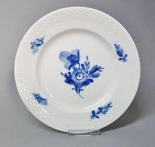 (G924) Royal Copenhagen Teller, blaue Blume, Durchmesser ca.16 cm