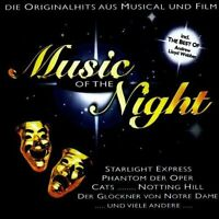Music of the Night (1999) Peter Hofmann, Anna Maria Kaufmann, Jason Don.. [2 CD]