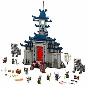 LEGO 70617 Ninjago Evade The Traps Inside Temple Of The Ultimate Ultimate Weapon