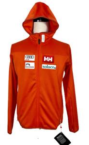 Alpine Canada Ski Team - Helly Hansen Light Track Jacket Sweater Mens M - NEW
