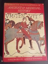 Larousse Encyclopedia of Ancient & Medieval History Hardcover 1972
