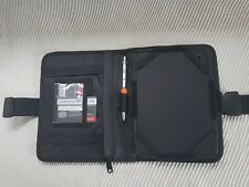 10'' Tablet I PAD 4 Pockets 360 Rotating Stand Cover With Case Pen Holder