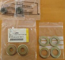 JAGUAR XJS 95 96 FRONT LOWER WISHBONE OR CONTROL ARM SPECIAL WASHER AND NUT SET