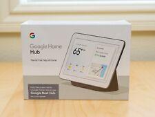 Google Home Hub (GA00515-US) Nest Smart Display Assistant Charcoal