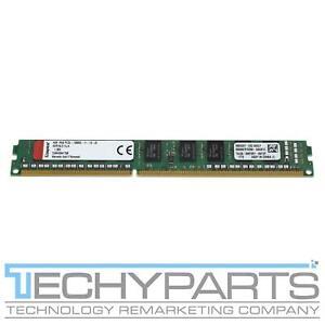 Kingston 4GB 1Rx8 DDR3L-1600 PC3L-12800E ECC Unbuffered Memory KVR16LE11L/4