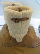 NIB UGG Australia Katerina Chestnut Chesnut Boots Size 7