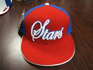 "Negro Baseball Philadelphia Stars Cap ""7 1/8"" red NWT"