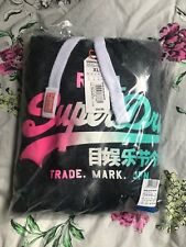 BNWT Womens Superdry Hoodie Size XL