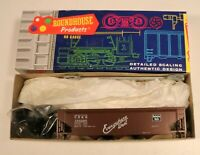 40' Offset Hopper Car Kit - Burlington CB&Q Roundhouse HO Scale - 1621 - NOS