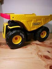 """2006 tonka hasbro  11980 model steel yellow """"VERY NICE"""""""
