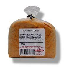 Hickory BBQ Seasoning Powder - No MSG Added 8 Oz. Bag (Pack of 2)