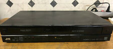 New listing As-Is Jvc Dr-Mv150B Dvd Recorder Combo Hdmi Vhs Vcr Player (For Parts Or Repair)