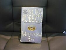 NORA ROBERTS ROMANTIC SUSPENSE - MONTANA SKY - BUY ALL HER BOOKS/COMBINE POSTAGE
