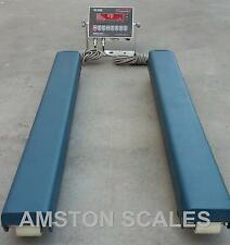 """20000 X 2 LB 60"""" WEIGH BARS BEAMS VETERINARIAN LOAD LIVESTOCK SCALE CATTLE CHUTE"""