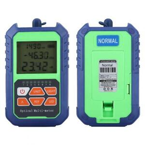 Fiber Optical Power Meter With /SC/ST Connector Optical Power Meter For FTTH