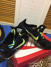 """NIKE SPRINT ZOOM RIVAL(S)LACE &STRAP MENS FIELD &TRACK RUNNING SHOES SIZE UK 11"""""""